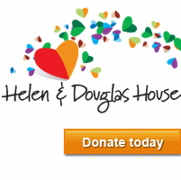 Helen & Douglas House: donate today
