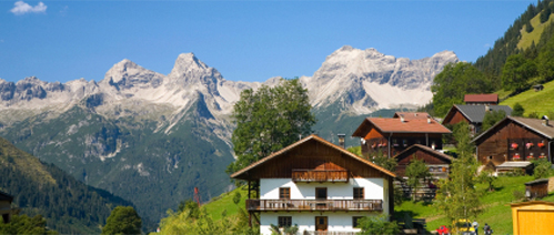 Picture of a holiday in Austria