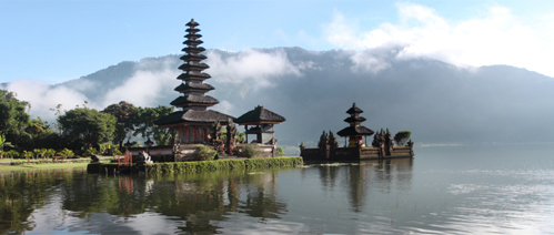 Picture of a holiday in Bali