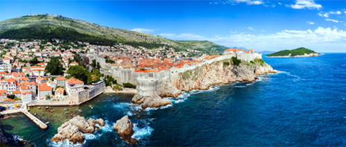 Picture of a holiday in Dubrovnik