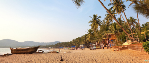 Picture of a holiday in Goa