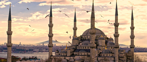 Picture of a holiday in Istanbul