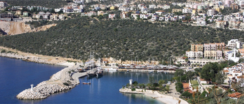 Picture of a holiday in Kalkan