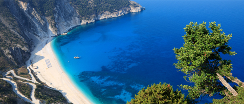 Picture of a holiday in Kefalonia