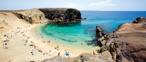 Picture of a holiday in Lanzarote