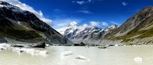 Picture of a holiday in New Zealand
