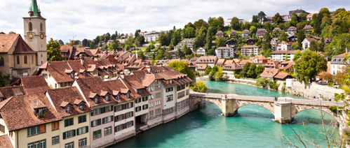 Picture of a holiday in Switzerland
