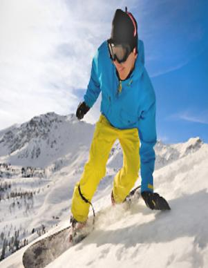 Snowboarding-holidays