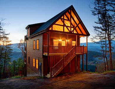 Log-cabin-vacations