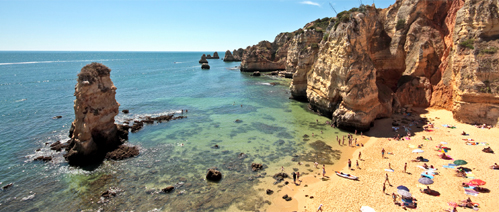 Picture of a holiday in Algarve