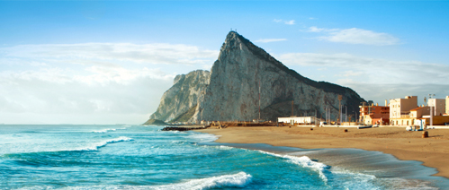 Picture of a holiday in Gibraltar