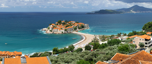 Picture of a holiday in Montenegro