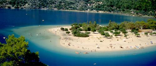 Picture of a holiday in Oludeniz