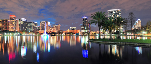 Picture of a holiday in Orlando