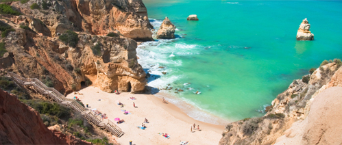 Picture of a holiday in Portugal