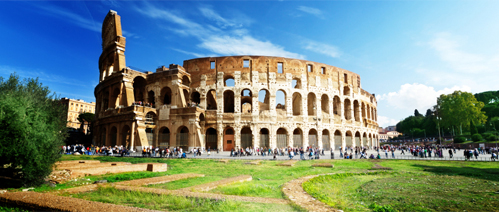 Picture of a holiday in Rome