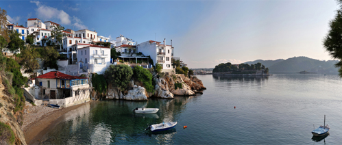 Picture of a holiday in Skiathos Town