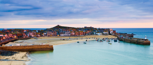 Picture of a holiday in St Ives